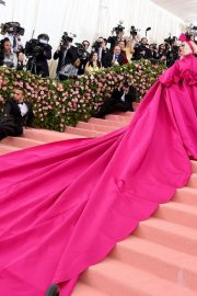 Lady Gaga Attends the 2019 Met Gala Celebrating Camp: Notes on Fashion in New York 2019/05/06 7