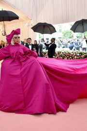 Lady Gaga Attends the 2019 Met Gala Celebrating Camp: Notes on Fashion in New York 2019/05/06 14