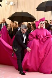 Lady Gaga Attends the 2019 Met Gala Celebrating Camp: Notes on Fashion in New York 2019/05/06 18