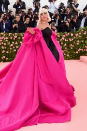 Lady Gaga Attends the 2019 Met Gala Celebrating Camp: Notes on Fashion in New York 2019/05/06 20