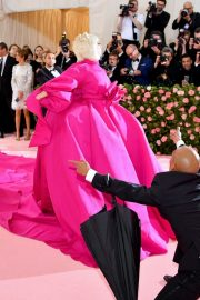 Lady Gaga Attends the 2019 Met Gala Celebrating Camp: Notes on Fashion in New York 2019/05/06 21