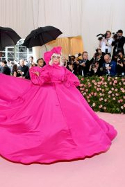 Lady Gaga Attends the 2019 Met Gala Celebrating Camp: Notes on Fashion in New York 2019/05/06 26