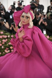 Lady Gaga Attends the 2019 Met Gala Celebrating Camp: Notes on Fashion in New York 2019/05/06 30