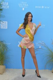 Lais Ribeiro at the Sports Illustrated Swimsuit at Ice Palace Film Studios 2019/05/10 1