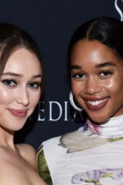 "Laura Harrier and Alycia Debnam-Carey at Screening of ""A Violent Separation"" in Santa Monica 2019/05/13 4"