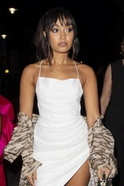 Leigh-Anne Pinnock Arrives at a Club in London for her sister's birthday party 2019/05/05 1