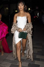 Leigh-Anne Pinnock Arrives at a Club in London for her sister's birthday party 2019/05/05 3