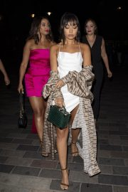 Leigh-Anne Pinnock Arrives at a Club in London for her sister's birthday party 2019/05/05 7