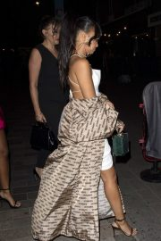 Leigh-Anne Pinnock Arrives at a Club in London for her sister's birthday party 2019/05/05 8