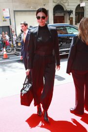 Lily Aldridge Arrives at The Mark Hotel in New York 2019/05/06 2