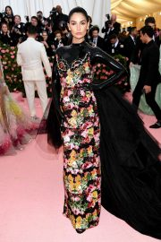 Lily Aldridge at The 2019 Met Gala Celebrating 'Camp: Notes on Fashion' in New York 2019/05/06 2
