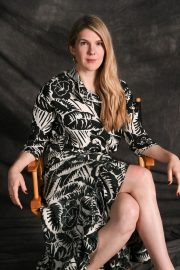 Lily Rabe at Jury Welcome Lunch Portraits at 2019 Tribeca Film Festival 2
