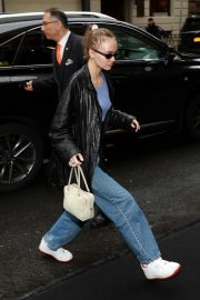 Lily-Rose Depp Out The Mark Hotel in New York 2019/05/05 2