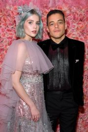 Lucy Boynton at The 2019 Met Gala celebrating Camp: Notes on Fashion in New York 2019/05/06 17