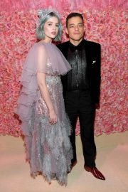 Lucy Boynton at The 2019 Met Gala celebrating Camp: Notes on Fashion in New York 2019/05/06 18