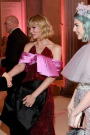 Lucy Boynton at The 2019 Met Gala celebrating Camp: Notes on Fashion in New York 2019/05/06 19