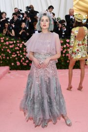 Lucy Boynton at The 2019 Met Gala celebrating Camp: Notes on Fashion in New York 2019/05/06 23