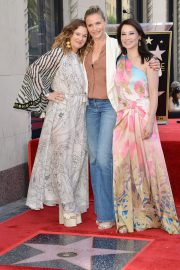 Lucy Liu at Star Ceremony on the Hollywood Walk of Fame 2019/05/01 1