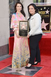 Lucy Liu at Star Ceremony on the Hollywood Walk of Fame 2019/05/01 3