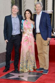 Lucy Liu at Star Ceremony on the Hollywood Walk of Fame 2019/05/01 4