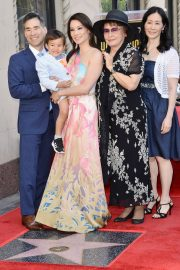 Lucy Liu at Star Ceremony on the Hollywood Walk of Fame 2019/05/01 5