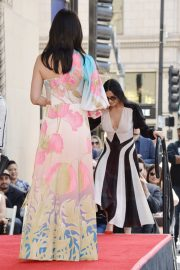Lucy Liu at Star Ceremony on the Hollywood Walk of Fame 2019/05/01 6