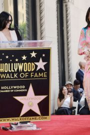 Lucy Liu at Star Ceremony on the Hollywood Walk of Fame 2019/05/01 9