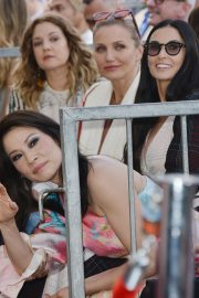 Lucy Liu at Star Ceremony on the Hollywood Walk of Fame 2019/05/01 15