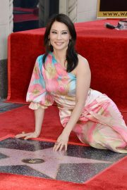 Lucy Liu at Star Ceremony on the Hollywood Walk of Fame 2019/05/01 17