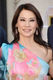 Lucy Liu at Star Ceremony on the Hollywood Walk of Fame 2019/05/01 19