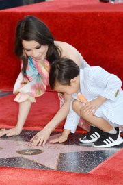 Lucy Liu at Star Ceremony on the Hollywood Walk of Fame 2019/05/01 22