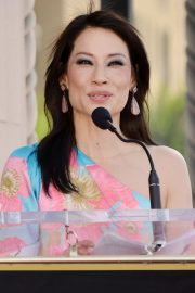 Lucy Liu at Star Ceremony on the Hollywood Walk of Fame 2019/05/01 24