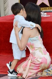 Lucy Liu at Star Ceremony on the Hollywood Walk of Fame 2019/05/01 26