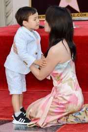 Lucy Liu at Star Ceremony on the Hollywood Walk of Fame 2019/05/01 27