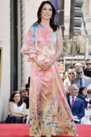 Lucy Liu at Star Ceremony on the Hollywood Walk of Fame 2019/05/01 30