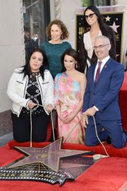 Lucy Liu at Star Ceremony on the Hollywood Walk of Fame 2019/05/01 31