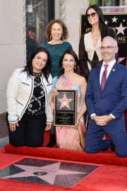 Lucy Liu at Star Ceremony on the Hollywood Walk of Fame 2019/05/01 32