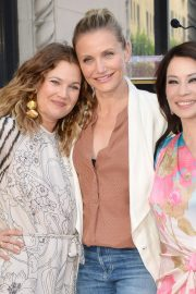 Lucy Liu at Star Ceremony on the Hollywood Walk of Fame 2019/05/01 36