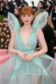 Madelaine Petsch at The 2019 Met Gala Celebrating Camp: Notes on Fashion in New York 2019/05/06 1