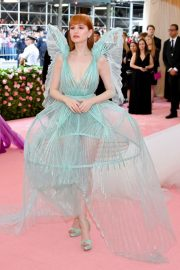 Madelaine Petsch at The 2019 Met Gala Celebrating Camp: Notes on Fashion in New York 2019/05/06 2