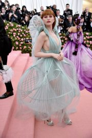 Madelaine Petsch at The 2019 Met Gala Celebrating Camp: Notes on Fashion in New York 2019/05/06 3