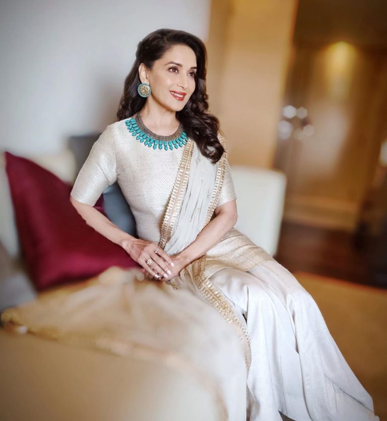 Madhuri Dixit shared her stunning pictures on Instagram 1