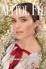 Mandy Moore Cover for Capitol File Magazine, May-June 2019 1