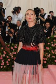 Maria Sharapova at The 2019 Met Gala celebrating Camp: Notes on Fashion in New York 2019/05/06 3