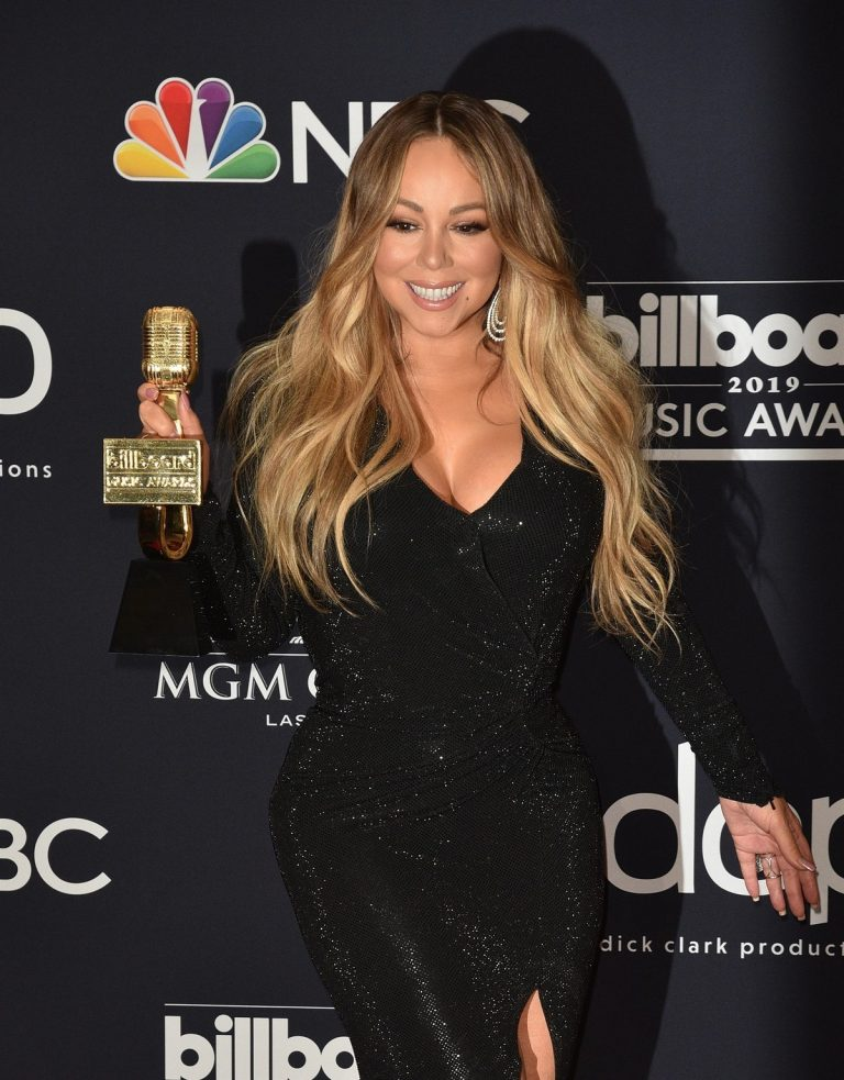 Mariah Carey at 2019 Billboard Music Awards at MGM in Las Veags 2019/05/01 5