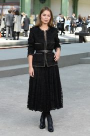 Marie-Ange Casta at Chanel Cruise Collection 2020 Show in Paris 2019/05/03 3