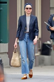 Michelle Williams with her daughter Out in New York 2019/05/06 8