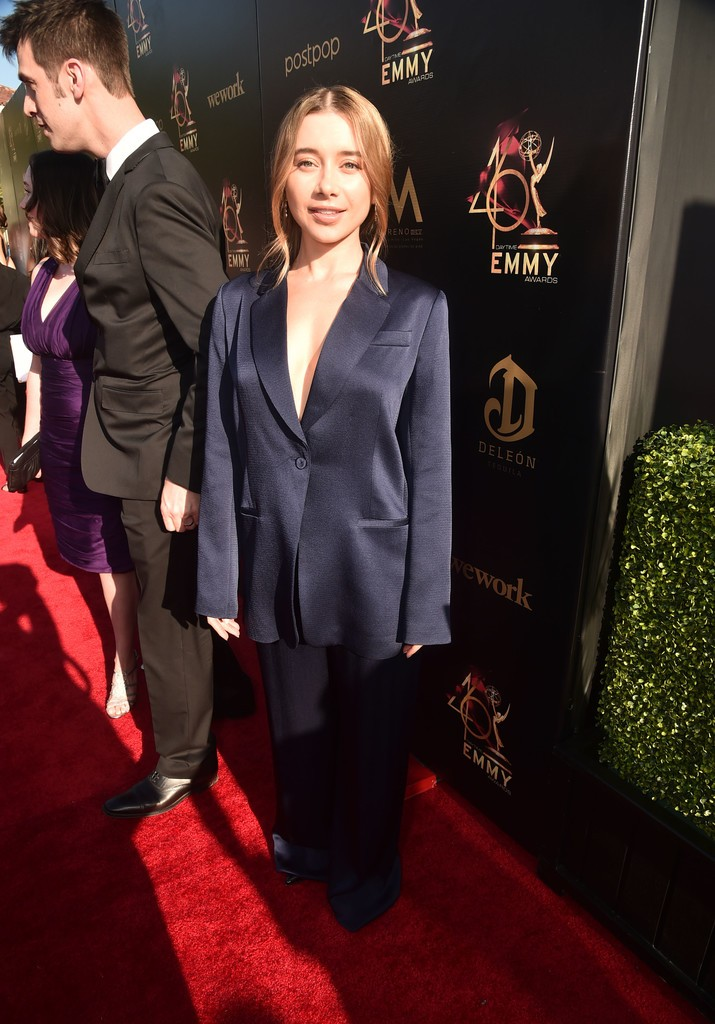 Olesya Rulin at 46th Annual Daytime Creative Arts Emmy Awards in Los Angeles 2019/05/03 1