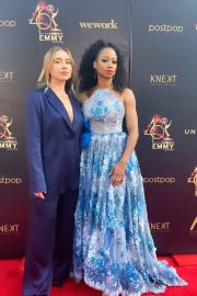 Olesya Rulin at 46th Annual Daytime Creative Arts Emmy Awards in Los Angeles 2019/05/03 3