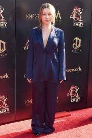 Olesya Rulin at 46th Annual Daytime Creative Arts Emmy Awards in Los Angeles 2019/05/03 6